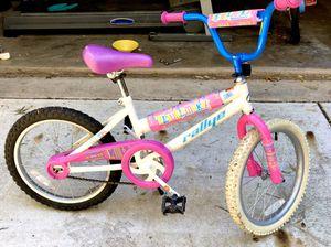 "14"" Girls Rallye bike for Sale in Fort Worth, TX"