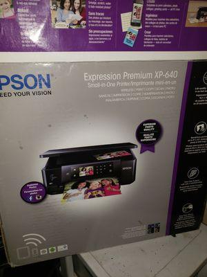 Epson multi use printer for Sale in Republic, MO