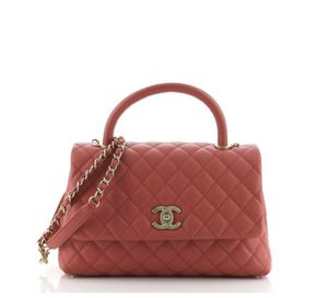 Authentic Chanel Coco Top Quilted Bag for Sale in Murray, UT