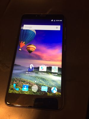 """ZTE MAX 6"""" screen for Sale in Fort Worth, TX"""