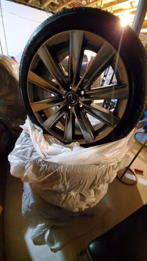 Rims and Falken tires for Sale in Auburn, ME