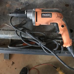 Rodger drywall drill for Sale in Boonsboro, MD
