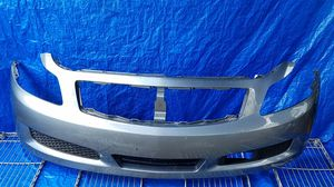 2007 2008 2009 INFINITI G35 G37 FRONT BUMPER COVER BLUE for Sale in Fort Lauderdale, FL