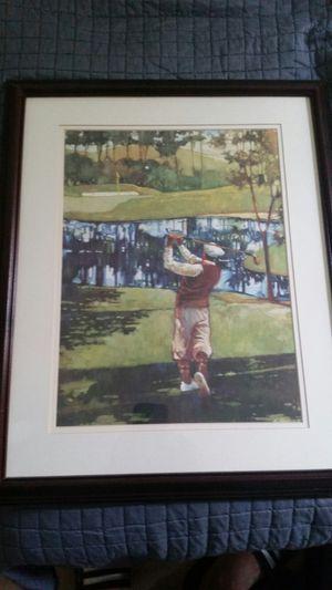 Golf Art for Sale in Midlothian, VA