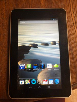 Acer Iconia 7in 16gb Tablet for Sale in Clairton, PA