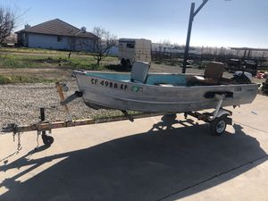 Fishing boat for Sale in Tracy, CA