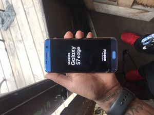 Samsung galaxy 7s edge for Sale in West Milwaukee, WI