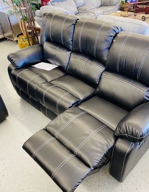 Furniture mattress- 🎃sofa + loveseat recliner sale 🎃 for Sale in North Highlands, CA