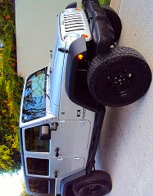 07 Jeep Wrangler Unlimited 4x4 4dr SUV for Sale in Lincoln, NE