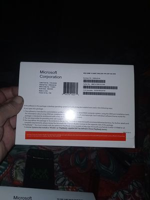 OEM Windows 64. BIT. NIB for Sale in Columbia, SC