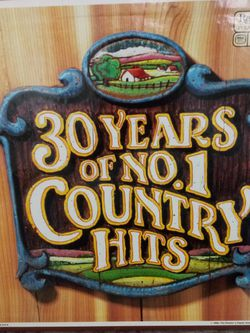 30 Years Of No.1 Country Hits- Readers Digest (1986) for Sale in Deltona,  FL