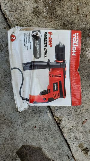 Brand new 6amp hammer drill for Sale in Long Beach, CA