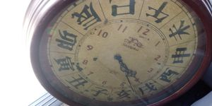 Antique Shanghai clock - 1929 - great condition for Sale in Anaheim, CA