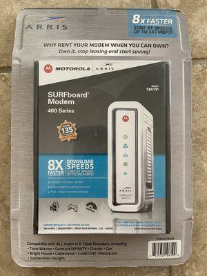Arris modem 400 series SB641 for Sale in San Diego, CA