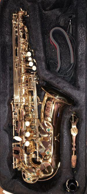 Henri selmer paris 80 super action serie II alto saxophone. for Sale in Chicago, IL