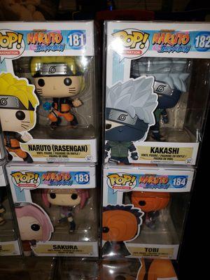Funko Naruto Lot for Sale in Norfolk, VA
