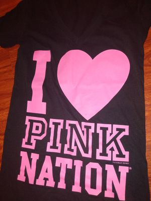 Cute XS PINK by Victoria's Secret shirt for Sale in Port St. Lucie, FL