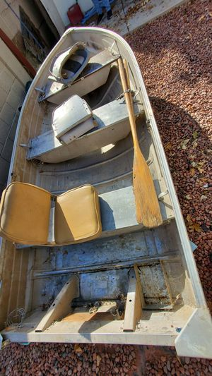 Mirrocraft Fishing Boat for Sale in Glendale, AZ