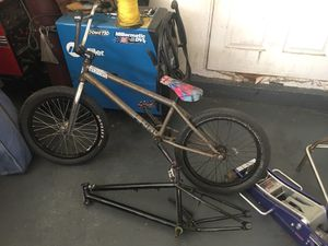 Colony and cult Bmx bike for Sale in Riverside, CA