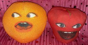 Little Annoying Orange & Apple Talk for Sale in San Bernardino, CA