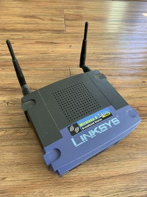 Linksys Wireless-G Router for Sale in Carson, CA