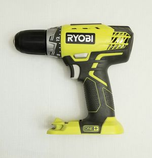 Ryobi 18-Volt ONE+ Lithium-Ion Cordless Drill/Driver (Tool Only) for Sale in Spring, TX