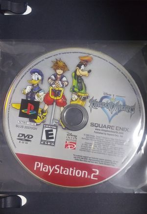Kingdom Hearts (PlayStation 2) for Sale in Irving, TX