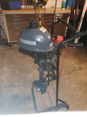 Yamaha 2.5hp 4 stroke for Sale in Spring Hill, FL