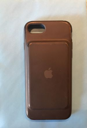 iPhone 7/8 smart battery case for Sale in Payson, AZ