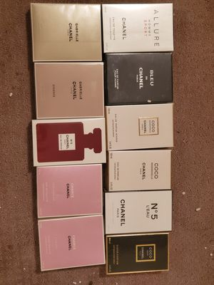 Chanel Perfume Parfum Fragrance BULK for Sale in Tacoma, WA