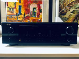 2001 DRA-397 AM/FM Audio Video Stereo Receiver With Turntable Hook Up PHONO Inputs for Sale in Orlando, FL