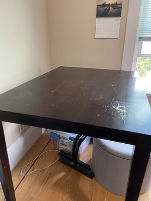 Tall Kitchen table/desk for Sale in San Francisco, CA