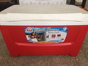 Igloo Island breeze family cooler for Sale in Dublin, OH