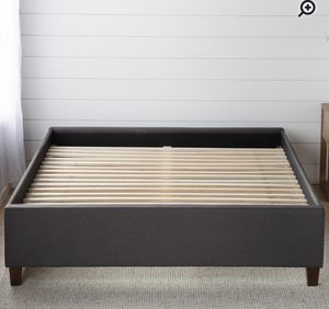 California king slate bed frame - NEW for Sale in Beverly Hills, CA