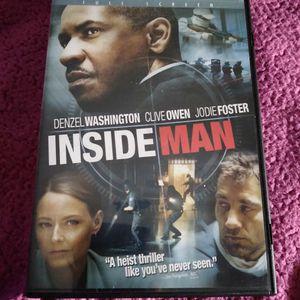 INSIDE MAN (DVD) for Sale in Phoenix, AZ