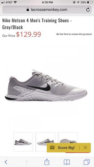 Nike Metcon 4 Men's Training Shoes for Sale in Gilbert, AZ