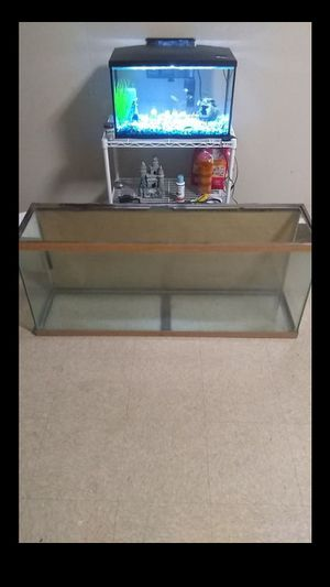 55 gallon fish tank for Sale in Philadelphia, PA