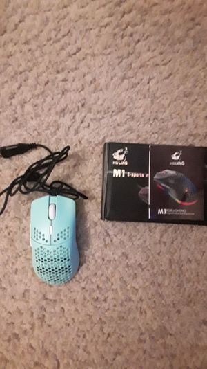 68g M1 Gaming Mouse for Sale in Brea, CA