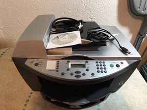 Lexmark X7170 printer/fax/scanner/copier for Sale in Plymouth, MI