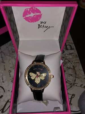 Brand New Betsey Johnson Watch ! for Sale in Carlsbad, CA