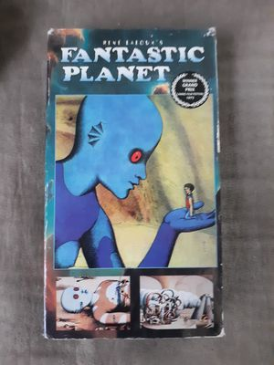 Fantastic Planet VHS for Sale in Waterloo, IA