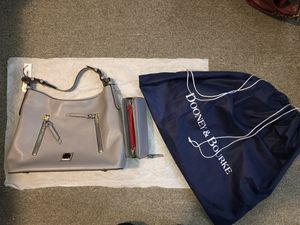 dooney & bourke bag with matching wallet for Sale in New York, NY