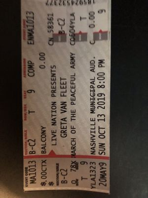 Tickets for Sale in Ringgold, GA