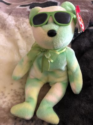 Lime ice beanie baby for Sale in North Las Vegas, NV