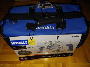 Kobalt 364 Piece Mechanic Household Tool Set for Sale in San Jose, CA