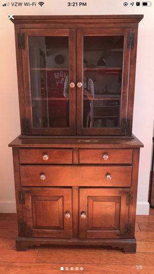 China Hutch for Sale in Encinitas, CA