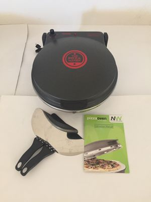 Newwave Kitchen Appliance The Pizza Maker Model LD-901F for Sale in Palmdale, CA