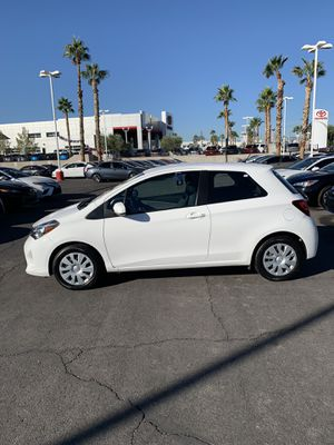 2015 Toyota Yaris for Sale in Las Vegas, NV