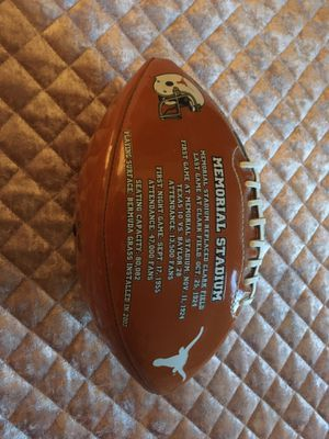 Texas Longhorns DKR Stadium Football for Sale in Knoxville, TN