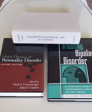 Professional psych books for Sale in Weldon Spring, MO